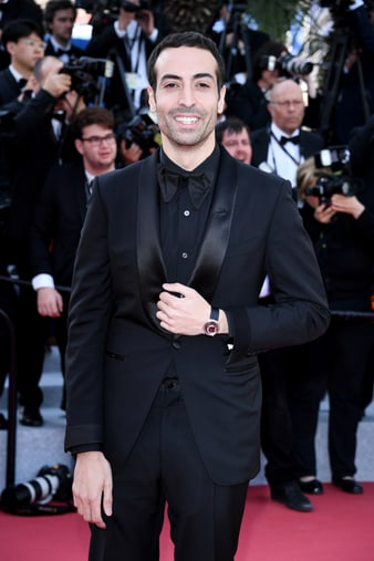 محمد التركي يرتدي ساعة بياجيه ألتيبلانو الشهيرة
