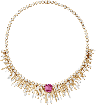 Piaget introduces its Sunny Side of Life luxury jewellery collection during Art Dubai