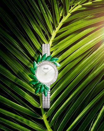 high jewellery diamond watch