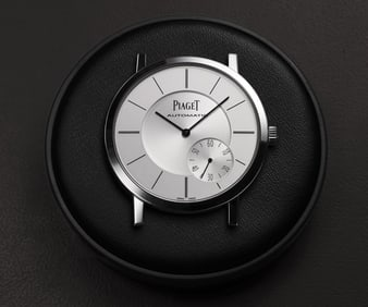 piaget altiplano ultra-thin movement watch