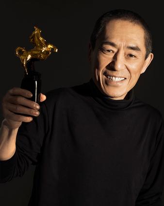 張藝謀榮獲2018年金馬獎最佳導演