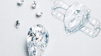 diamond jewelry and diamond watch supply chain