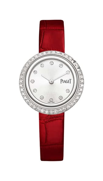 luxury watch for women with interchangeable strap