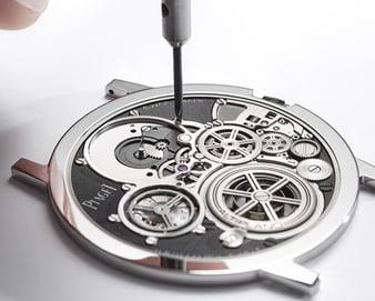 伯爵超薄瑞士腕錶