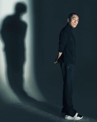 張藝謀出席2018年金馬獎頒獎典禮