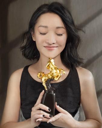 周迅:入圍2018年金馬獎