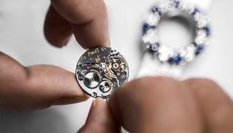 реставрация винтажных часов Piaget