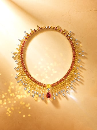 Piaget high jewellery necklace