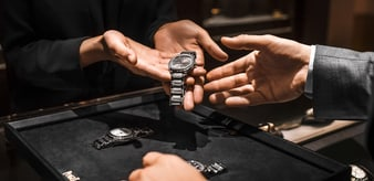luxury watches and jewelry stores