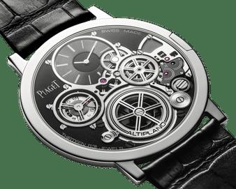 迄今為止全球最纖薄的機械腕錶