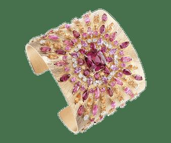 sunlight journey high jewellery bracelet