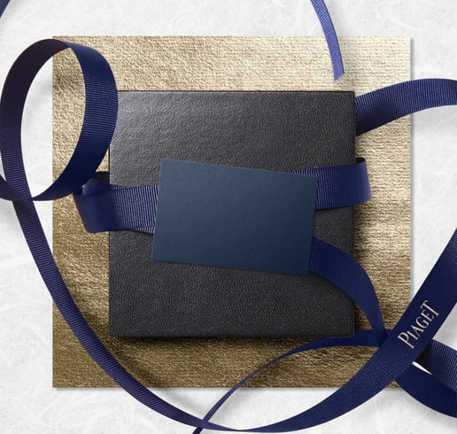 Father's day luxury gift with Piaget