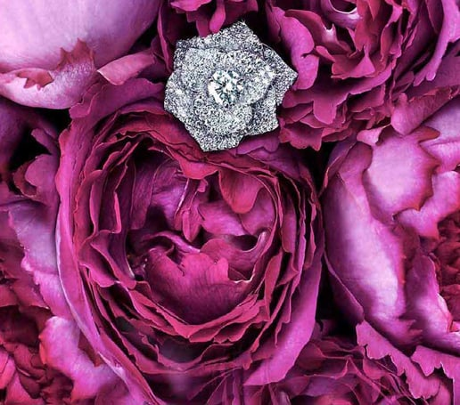 Piaget Rose Diamantring