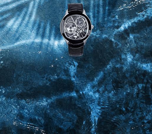 Piaget Black Tie man luxury watch