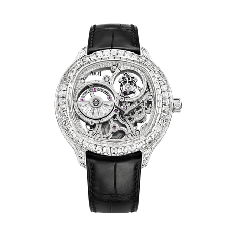 f15d96ea1f8 Men s Diamond Skeleton Watch - Piaget Luxury Watch G0A39039