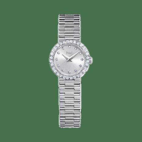 fc9bc26f18e4 Reloj oro blanco diamante - Reloj de lujo mujer Piaget G0A42047