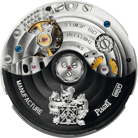 880P PVD movement