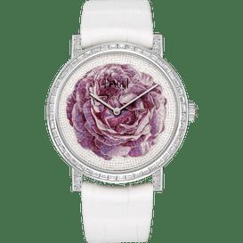 Altiplano Rose watch