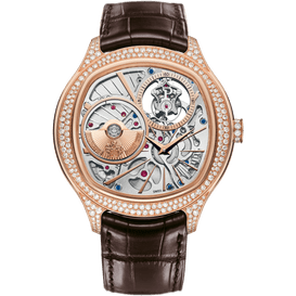 Piaget Emperador枕形腕錶