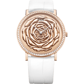 Altiplano Rose watch