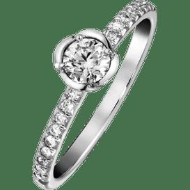 Verlobungsring Piaget Rose