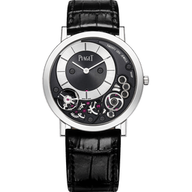 ALTIPLANO ULTIMATE MANUAL腕錶