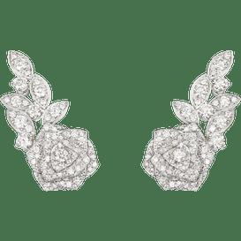 Piaget Rose耳環