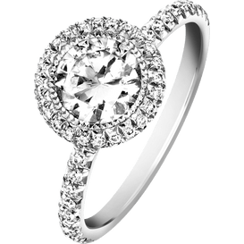 Piaget Passion engagement ring