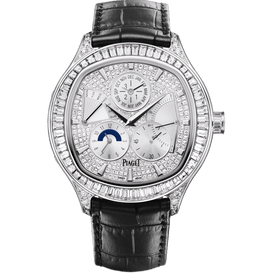 Uhr Piaget Emperador in Kissenform