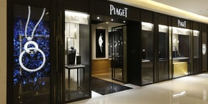 Boutique Piaget Suzhou - Suzhou Tower