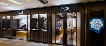Piaget Boutique Hong Kong - Pacific Place