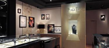 Piaget Boutique Fukuoka - luxury watches and jewellery