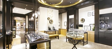 Piaget Boutique Nanjing -  luxury watches and jewellery