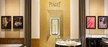 Piaget Boutique Taichung - Far Eastern luxury watches and jewellery store
