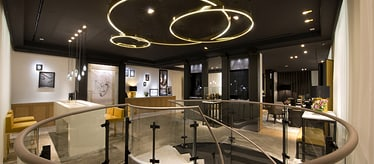 Piaget jewellery and watch boutique in Hong Kong