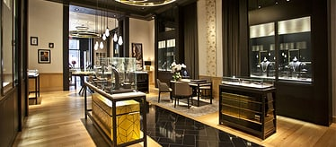 Piaget Boutique Beverly Hills - luxury watches and jewellery store