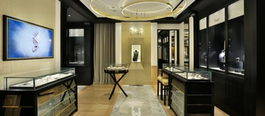 Piaget Boutique Guangzhou - Taikoo Hui luxury watches and jewellery store