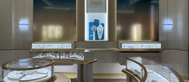 Piaget Boutique Shanghai -  luxury watches and jewellery