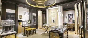 Piaget Boutique Nanjing - Deji Plaza luxury watches and jewellery store
