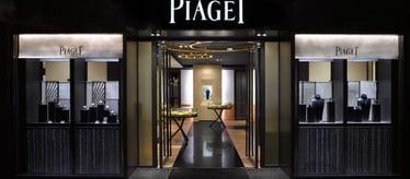 Piaget Boutique Hong Kong - Mandarin Oriental