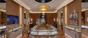 Piaget Boutique Seongnam - luxury watches and jewellery