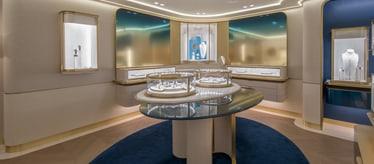 Piaget Boutique Tokyo - Nihonbashi Takashimaya luxury watches and jewellery store