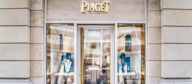 Piaget Boutique Monaco - Avenue des Beaux-Arts