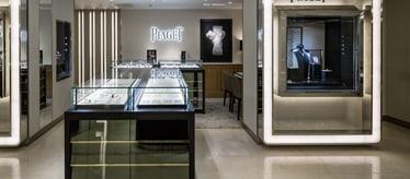 Piaget Boutique Tokyo - Isetan Shinjuku luxury watches and jewellery store