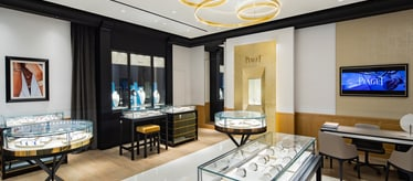 Piaget Boutique Wuhan - Wushang luxury watches and jewellery store