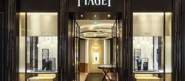 Piaget Boutique Chengdu - IFS