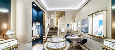 Piaget Boutique Monaco - luxury watches and jewellery