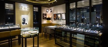 Piaget Boutique Nagoya - Mitsukoshi luxury watches and jewellery store