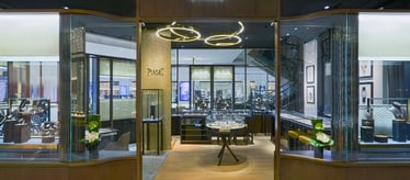 Piaget Boutique Beijing - Shin Kong Place luxury watches and jewellery store