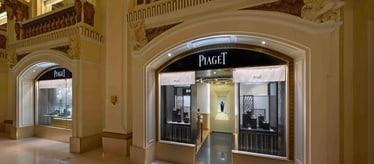 Piaget Boutique Hong Kong - Peninsula Hotel